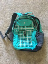 teal Swiss gear backpack in Schaumburg, Illinois