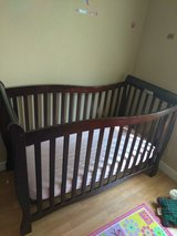 Crib with mattress in Fort Campbell, Kentucky