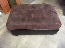 brown ottoman in Camp Pendleton, California