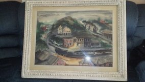 Antique Painting in Barstow, California