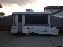 Jayco pop-up camper in Yorkville, Illinois
