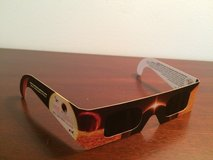 LUNT Solar Eclipse Glasses (2 available) in Naperville, Illinois