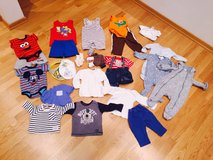 Boy's Assorted Clothing for a 3-6 month old in Stuttgart, GE