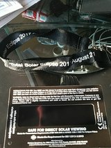 solar eclipse viewer cards with attachments in Fort Knox, Kentucky