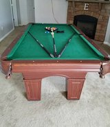 MD Sports 7' Pool Table in Watertown, New York