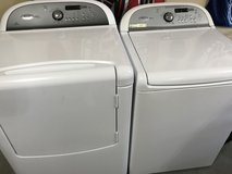 Washer/Dryer combo - Whirlpool Cabrio in Fort Campbell, Kentucky