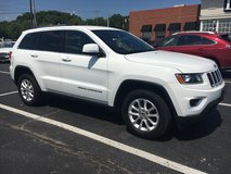 Grand Jeep Cherokee Laredo  (White) in Fort Campbell, Kentucky