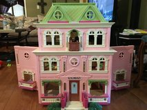 Kids Doll House & Camping Lodge (Fisher Price Loving Family Brand) in Houston, Texas