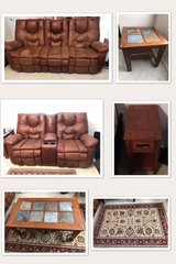Beautiful 8 Piece Living Room Set $1,999 For Entire Set Or Best Offer in Las Vegas, Nevada