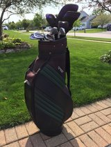 Golf Bag and Ladies Clubs in Naperville, Illinois
