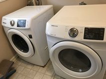 Samsung washer and dryer in Fort Meade, Maryland
