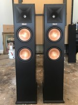 2 Klipsch RP-260F Towers in Warner Robins, Georgia