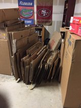 Free moving boxes in Travis AFB, California