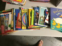 Tons of picture books in Nellis AFB, Nevada