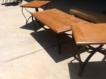 Coffee Table and 2 end Tables in Cleveland, Texas