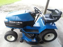 New Holland riding mower in Camp Lejeune, North Carolina