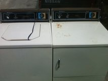 Hotpoint Washer and Dryer in Camp Lejeune, North Carolina
