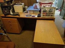 3 Piece Desk in Oswego, Illinois