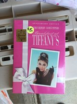 NEW IN PLASTIC - Breakfast at Tiffany's Anniversary Edition in Travis AFB, California