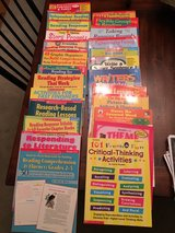 Reading books for 2nd to 4th grade in Naperville, Illinois