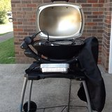 Weber electric grill in Fort Campbell, Kentucky