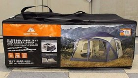 12 person tent in Fairfield, California