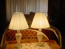 Lead Crystal Lamps in Yucca Valley, California