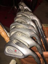Ping eye 2 golf clubs - irons set in Naperville, Illinois