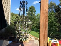 Green Beaded Chandelier in Fort Leonard Wood, Missouri