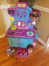 Doc Mcstuffins table and more in Naperville, Illinois