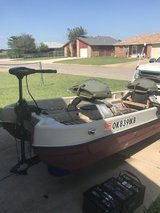 Buster boat trophy series in Lawton, Oklahoma