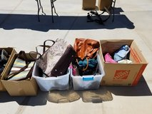 several bags for sale in Yucca Valley, California