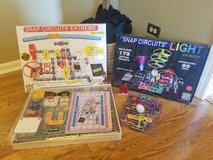 Electric Snap circuits - 2 sets in Naperville, Illinois