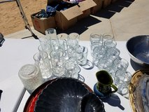 drinking glasses for sale in Yucca Valley, California