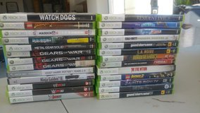 Xbox 360 games in Vacaville, California