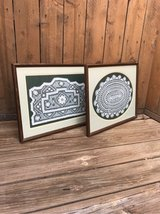 Framed Antique Doilies in Alamogordo, New Mexico