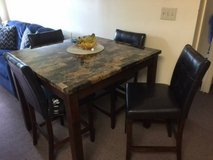 Very sturdy dining room table in Watertown, New York