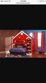 Kids Firehouse Bunk Bed in DeRidder, Louisiana
