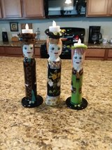 3 Candle Holders in Tyndall AFB, Florida