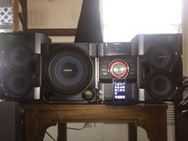 Sony Stereo System in Ruidoso, New Mexico