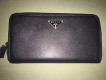 PRADA Zip-around Wallet / Newport in Cherry Point, North Carolina