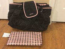 Pink diaper bag in Naperville, Illinois