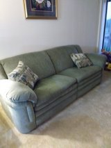 Sofa by Lane - double reclining - very good condition in Naperville, Illinois