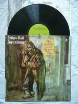 Jethro Tull Aqualung Record in Yucca Valley, California