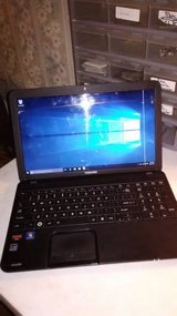 Toshiba Laptop With Webcam in Yucca Valley, California