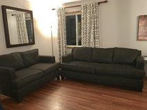 Couch and Loveseat in Naperville, Illinois