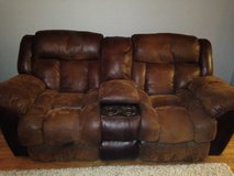 Reclining couches REDUCED PRICE in Fort Rucker, Alabama