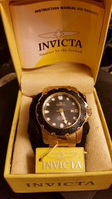 INVICTA  SMARTER BY THE SECOND MEN WATCH in Yucca Valley, California