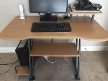 Maple Desk in Dover AFB, Delaware