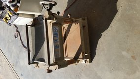 """15""""PLANER FROM CAL-CUT in Yucca Valley, California"""